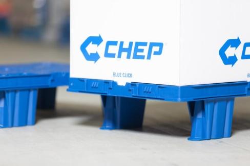 CHEP_Viertelpalette